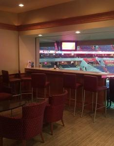 Suite amenities include interior lounge seating and hdtvs also capital one arena rentals experience group rh suiteexperiencegroup