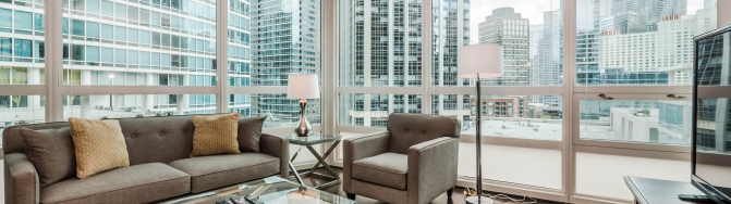 Chicago apartment