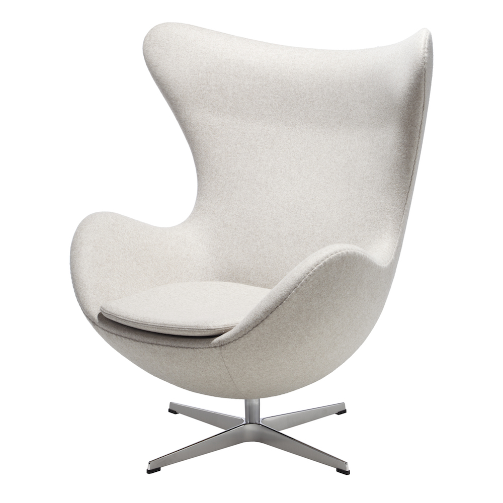 Egg Chair  Arne Jacobsen  Fritz Hansen  SUITE NY