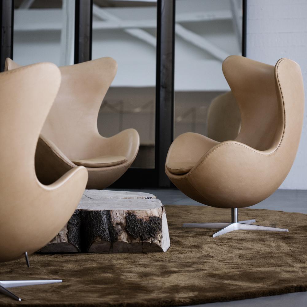 Egg Chair  Arne Jacobsen  Fritz Hansen  SUITE NY