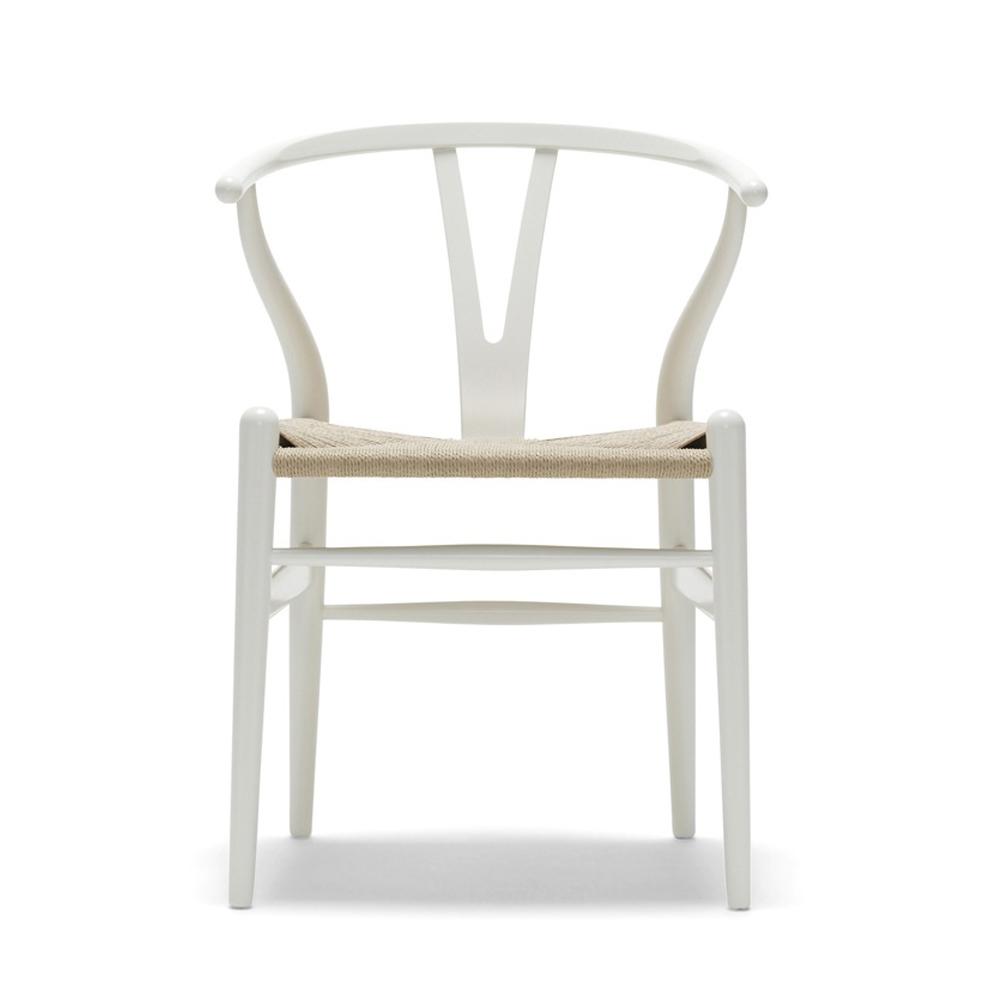CH24 Wishbone Chair Lacquer  Hans J Wegner  Carl Hansen