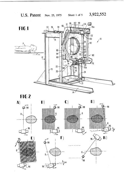 small resolution of  patent illustration diagnostic x ray system page 2