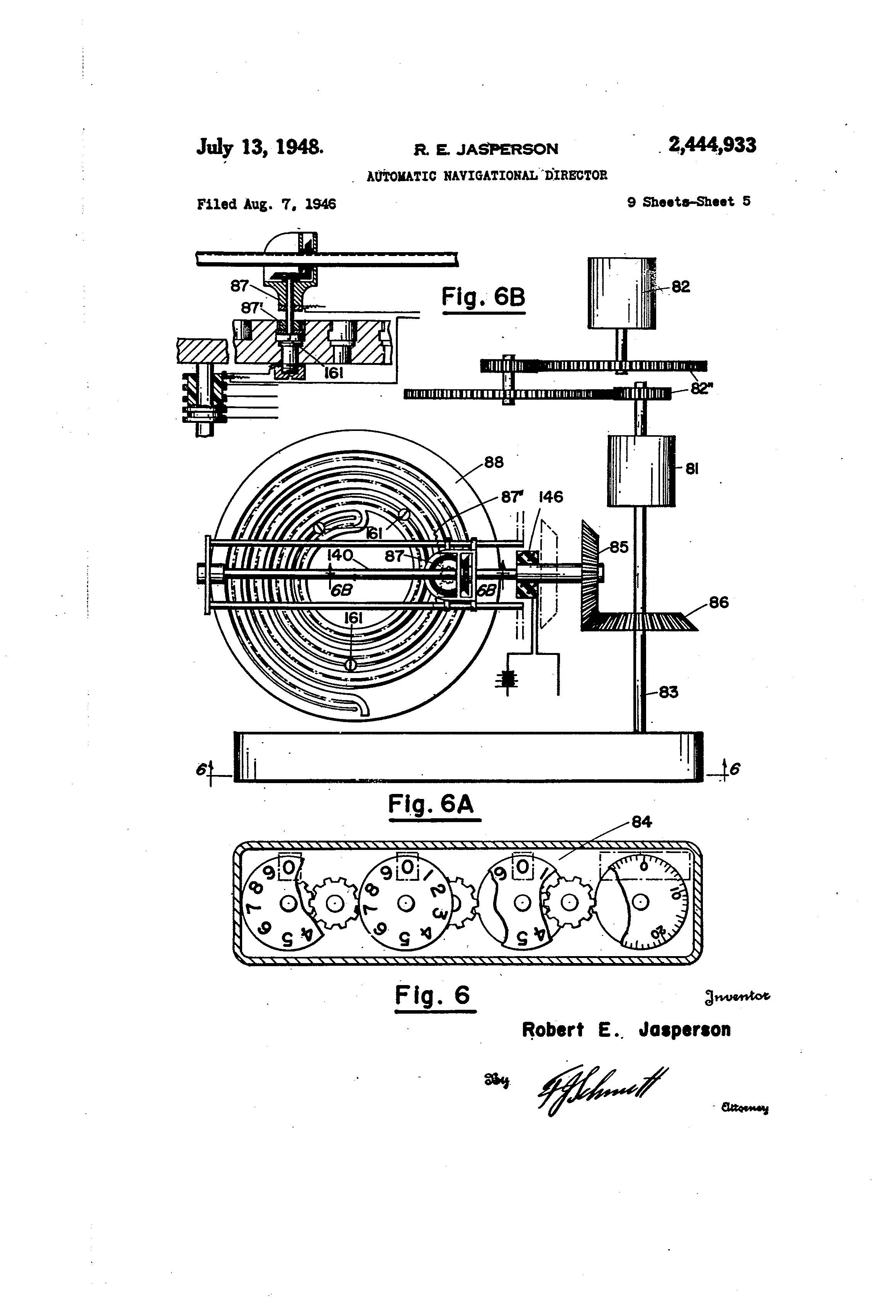 Patent of the Day: Automatic Navigational Director