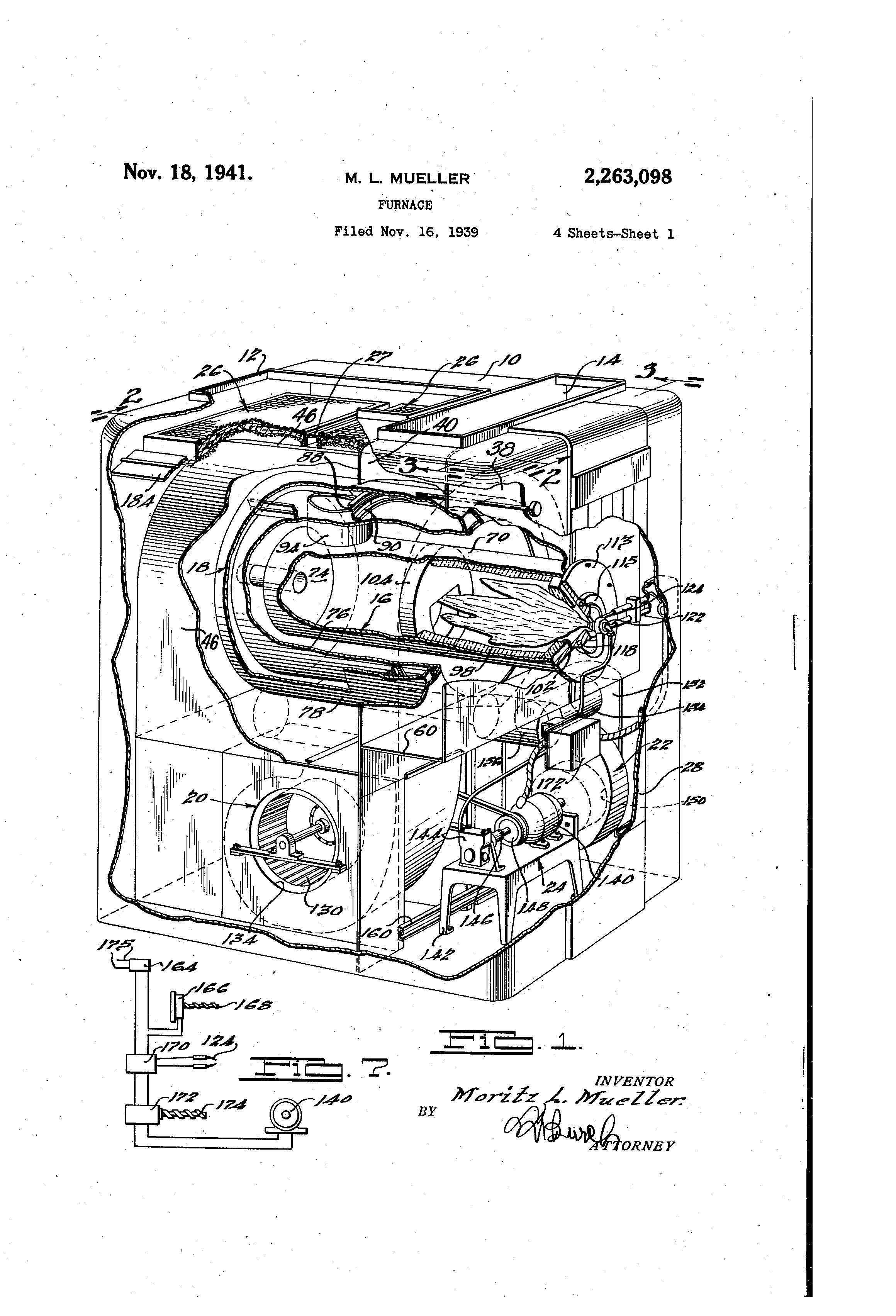 Patent Of The Day Furnace