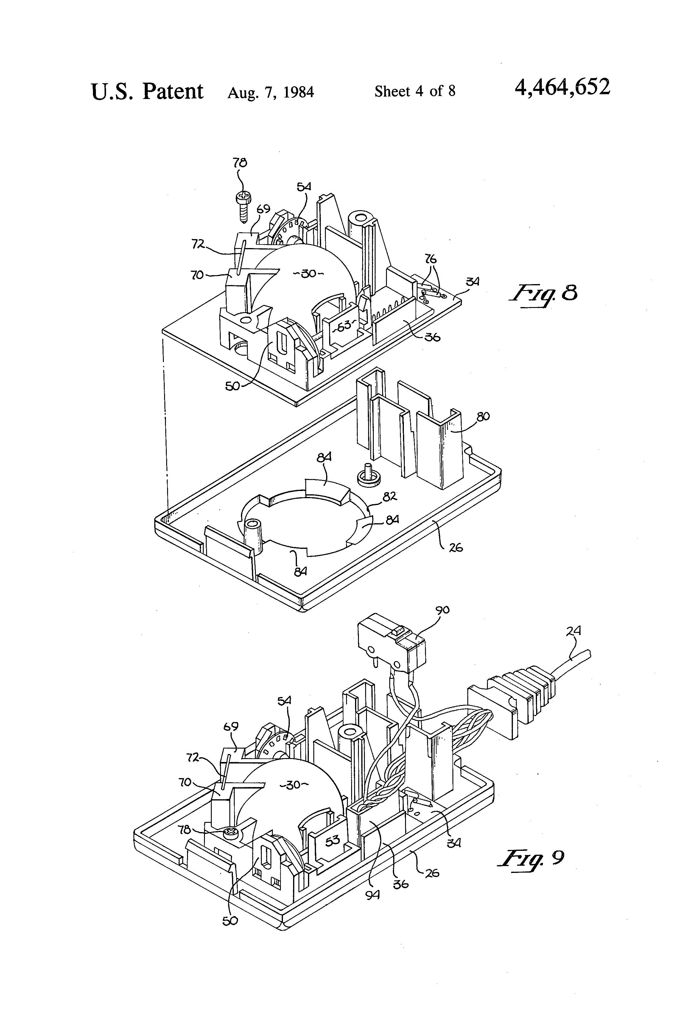 Patent of the Day: Cursor Control Device for Use With