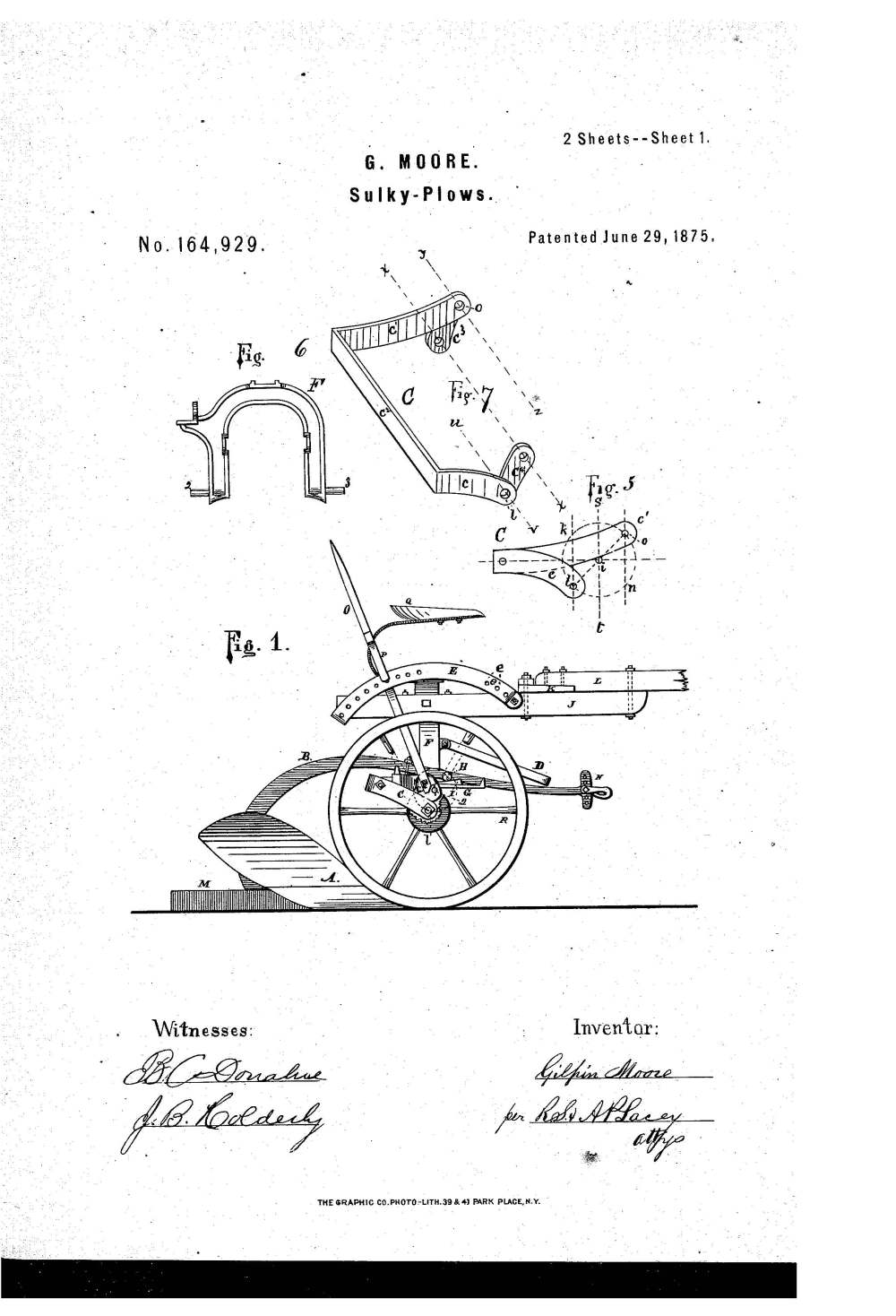 medium resolution of john deere s history began in 1837 in grand detour illinois when john deere created a polished steel plow that allowed for farmers to cut clean furrows in