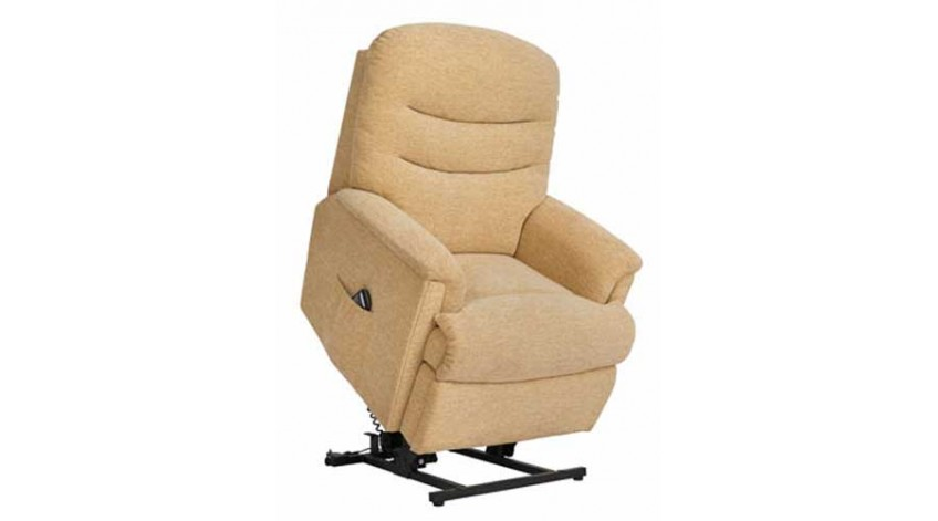 recliner chair height risers folding nathaniel alexander low seat celebrity and profile riser