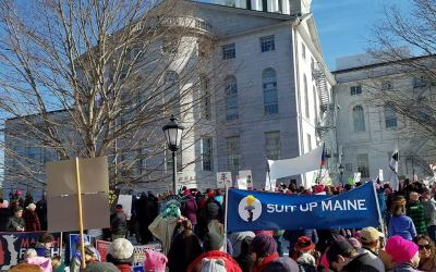 MAINE LEGISLATURE ROUNDUP: Special Veto Day Edition