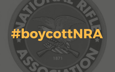 #BOYCOTTNRA: Dismantle the NRA's Financial Support