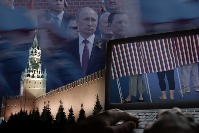 PROTECT THE MIDTERMS: Demand Congress Act to Prevent Russian Attacks