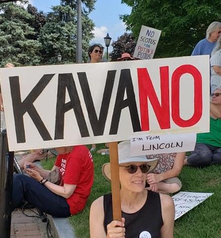 #StopKavanaugh: Oppose Extremist's Supreme Court Nomination