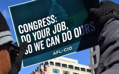 END THE SHUTDOWN: Pass a Clean CR to Re-Open Government