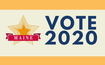 MAINE VOTES 2020 Guide: Who's on the ballot, GOTV, and more
