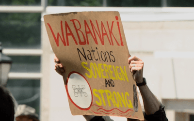 #StandWithWabanaki: Restore Tribal Sovereignty