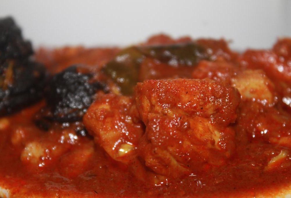 Kudampuliyita meen curry