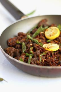 Beef Fry Kerala Style Recipe