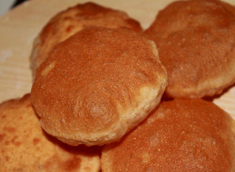 Poori or Puri Recipe