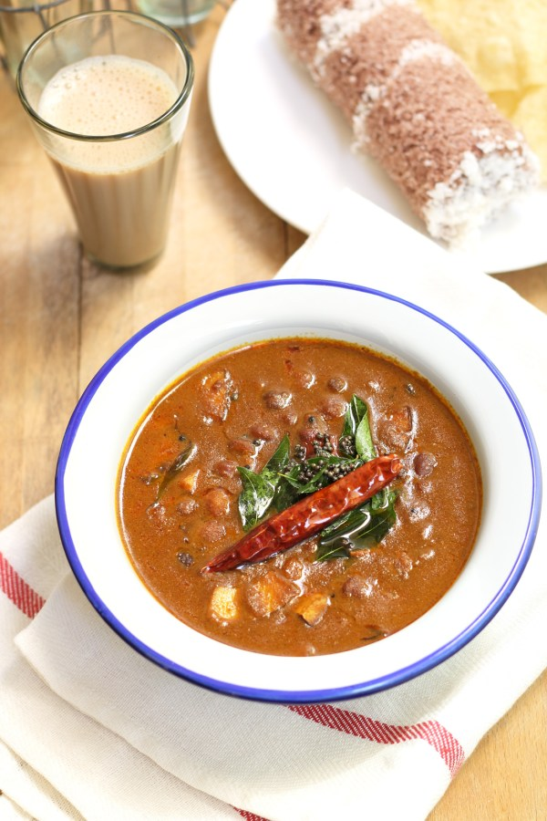 Kadala Curry/How to make Kerala Kadala Curry