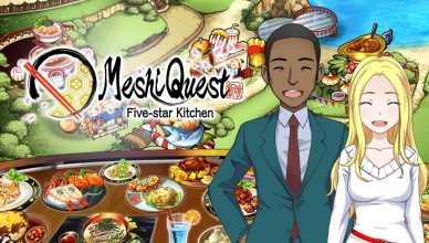 Meshi Quest: Five-star Kitchen