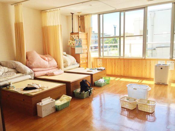 筑波附属寄宿舎居室