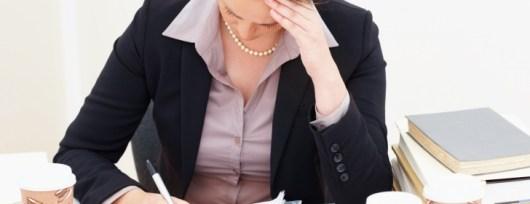 kobieta manager