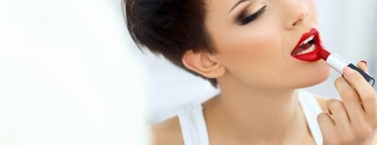 makijaż ust