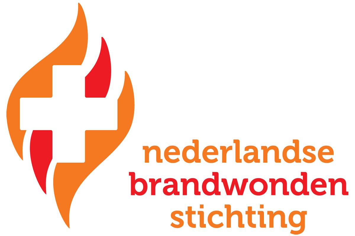 Afbeeldingsresultaat voor logo brandwondenstichting