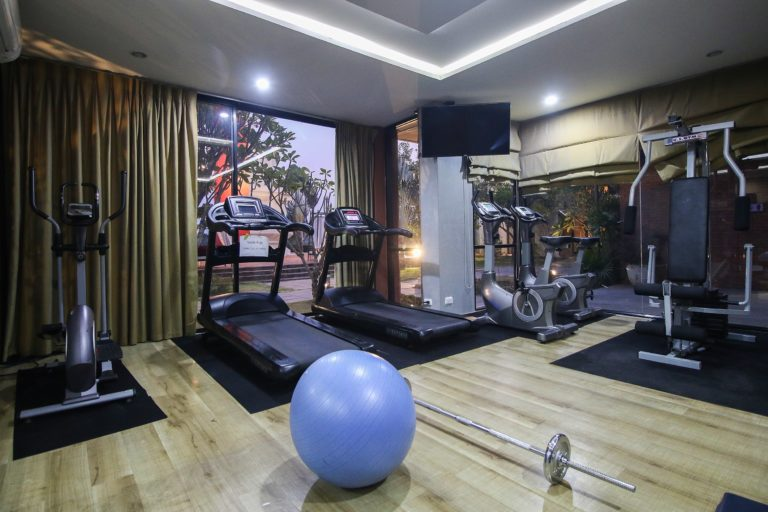 Sukhothai Treasure Resort & Spa : Fitness Room