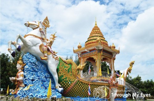 How to drive to Kanchanaburi for a one day tour?