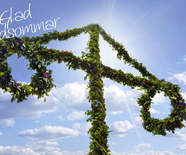 Glad Midsommar & öppettider