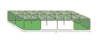 24x48 Tubular Sukkah Kit