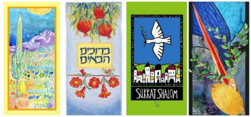 Sukkah Decorations from The Sukkah Project®