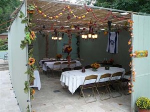 The Sukkah Project™ Tubular Sukkah Kits