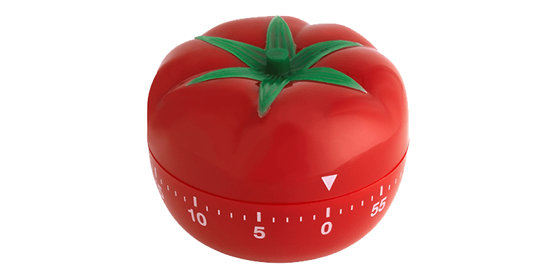For the Procrastinators, try the Pomodoro Technique