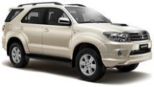 Makassar Car Rental - Toyota Fortuner