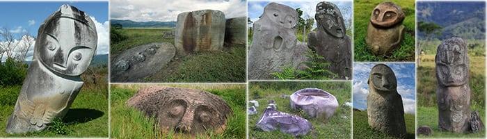 Lore Lindu Megalith
