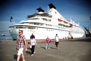 Cruise Ship Shore Excursion
