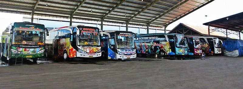 Bintang Prima Bus to Toraja