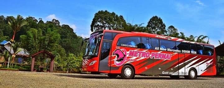 Metro Permai Bus to Toraja