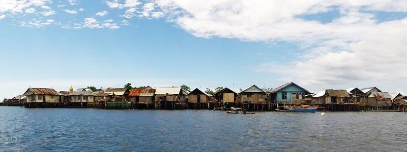 Tumbak Bajos Village