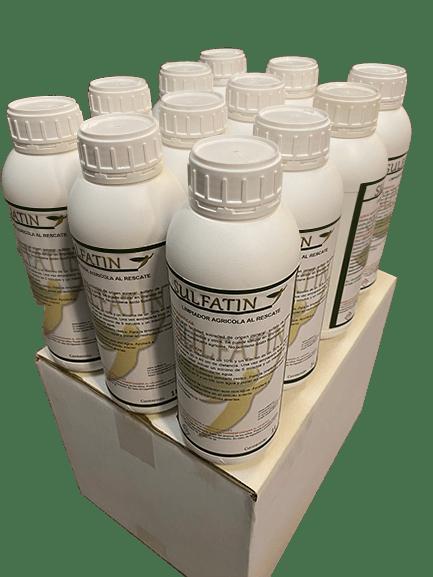 Sulfatin - Limpiador agrícola