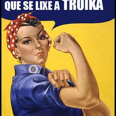 Algarve participa nas manifestações «Que se lixe a Troika» que alastram pelo país