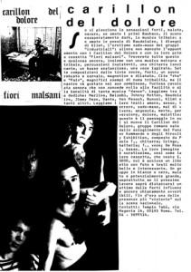 VM fanzine intervista ai Carillon del Dolore