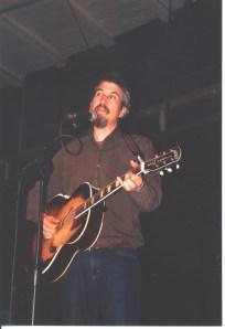 Howe Gelb Giant Sand guitar Interzona Verona 28 03 2003