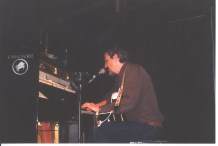 Howe Gelb Giant Sand piano 2 Interzona Verona 28 03 2003