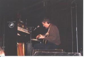 Howe Gelb Giant Sand piano 3 Interzona Verona 28 03 2003