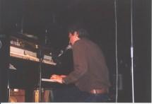Howe Gelb Giant Sand piano Interzona Verona 28 03 2003