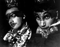 Massimo Giacon e Mimì Colucci 1985