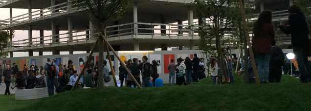 BUM Berga Urban Museum Vicenza inaugurazione