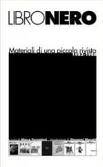 Libro NERO ristampa 2015 Marco Formaioni